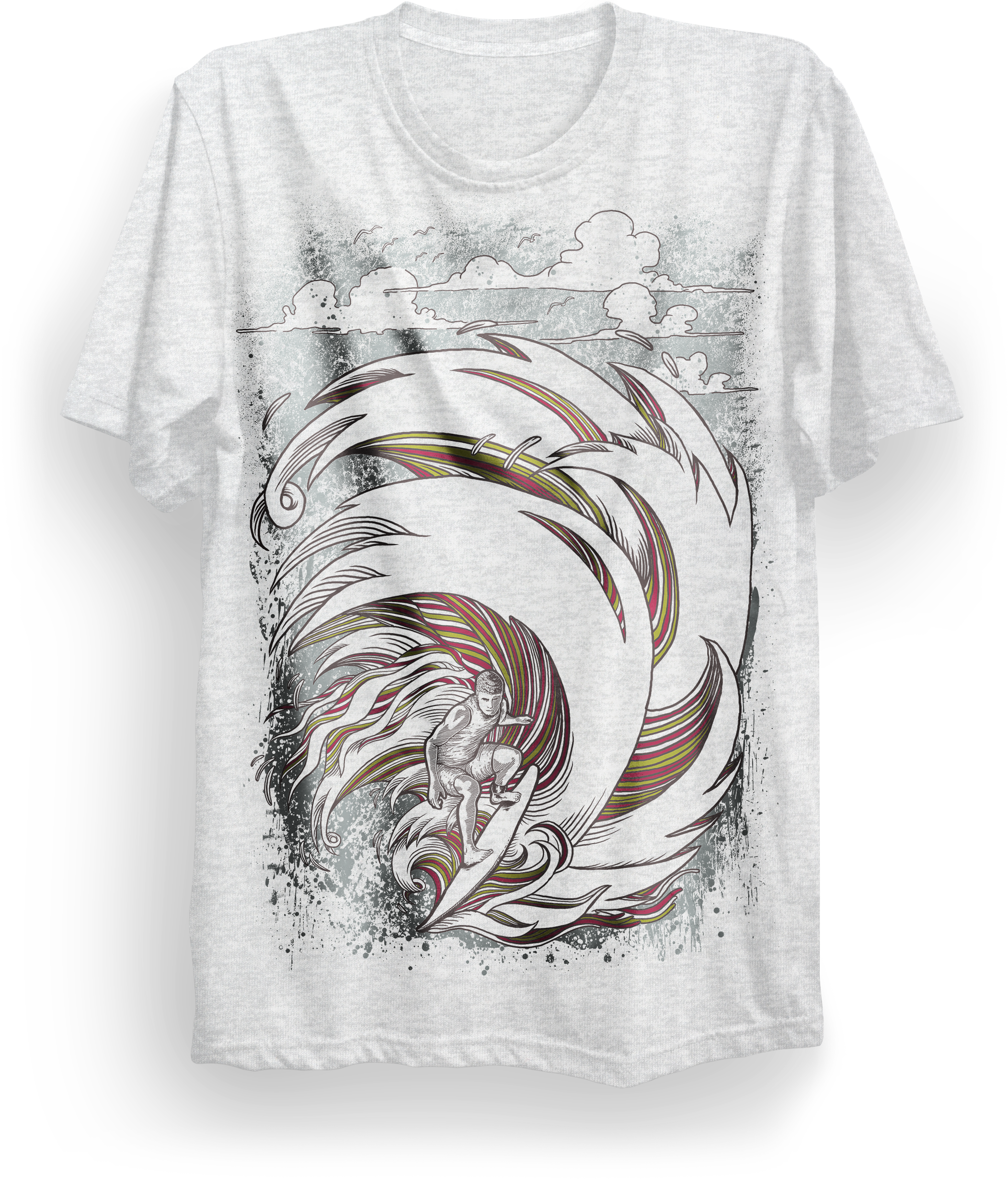 t-shirt-design door Ivanpratt