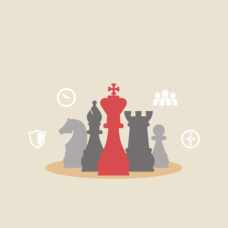 Master HR like you would a game of chess.