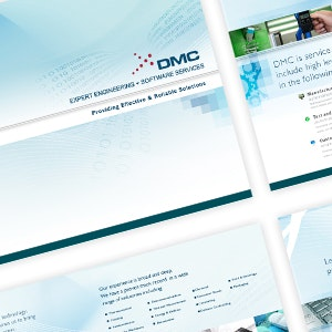 Logo design for DMC by Antea Pask
