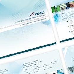 Logotipos para DMC por Antea Pask