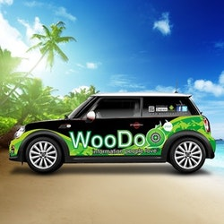 Logo design for WooDoo by Donny Sakul
