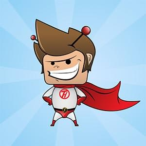 Logotipos para Tiny Hero  por XxnIKoxX