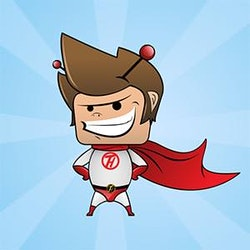 Design de logotipos para Tiny Hero  por XxnIKoxX
