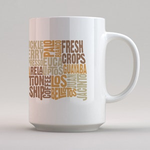 Merchandise for Coffee Slingers Roasters by stormyfuego