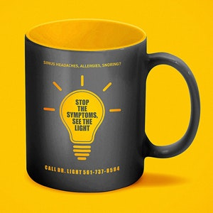 Cup or mug for Joshua Light M.D. by donvito