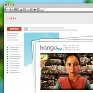 Email for Kangu by Pixelp