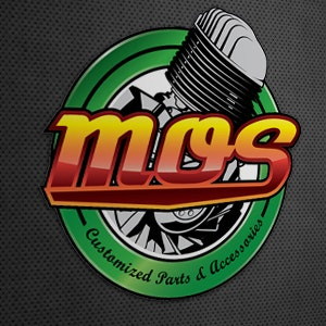 Logo design for MOS by hery_krist