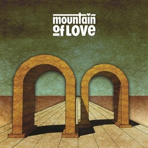 Illustration or graphics for Mountain of Love by EdnaBrent