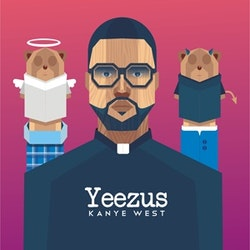 ロゴ for 99designs Kanye West community contest by fattah setiawan