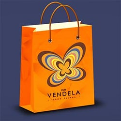Logo design for c/o Vendela by TTOM