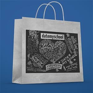 Merchandise voor DateMySchool door Sasha999