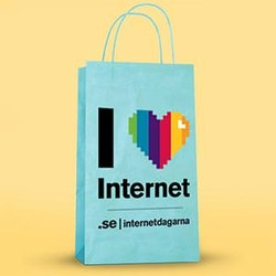 Logo design for Internetdagarna 2012 by maximal