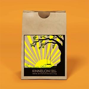 Merchandise per Kinnelon Library di House of Lulu