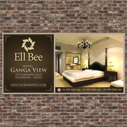 ロゴ for Ellbee Hospitality Pvt. Ltd by Saishowa