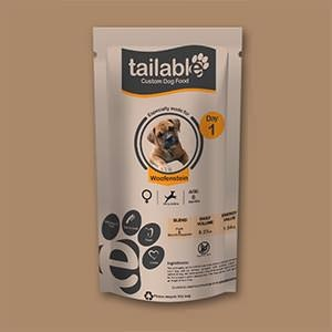 Product packaging for Tailable by Cubexon™