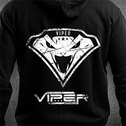 Logo design for viper clothing co by Khibran Bagas