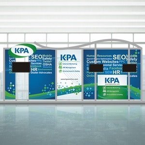 Logo design for KPA by AMK99