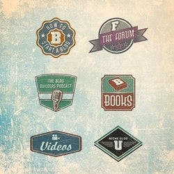 Logotipos para The Blog Builders por Toni Zufic