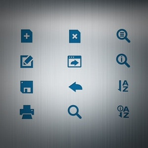 Icon or button for Jeeves Information Systems AB by tongal