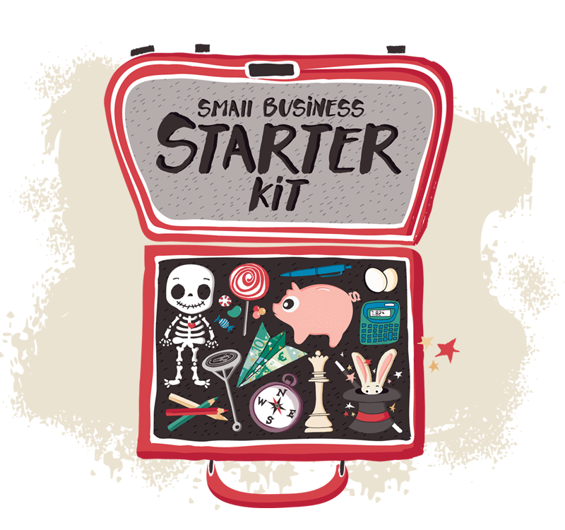 Small business starter kit