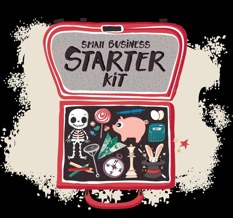 business plan starter kit