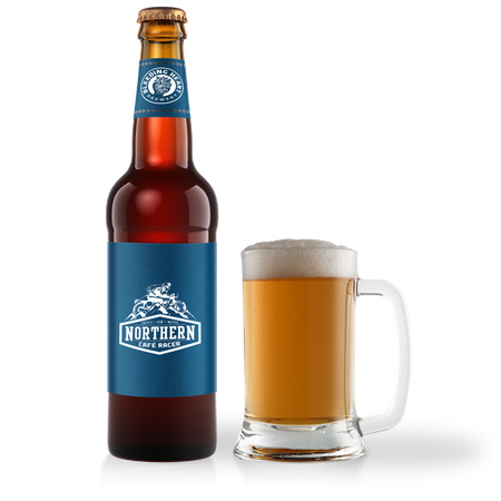 Beer Label Design Template