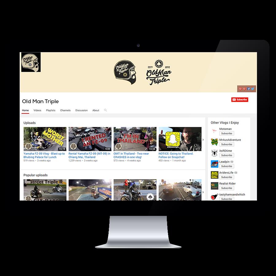 social-media-page-design von Mojo66