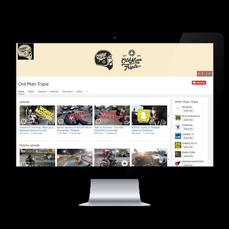 social-media-page-design by Mojo66