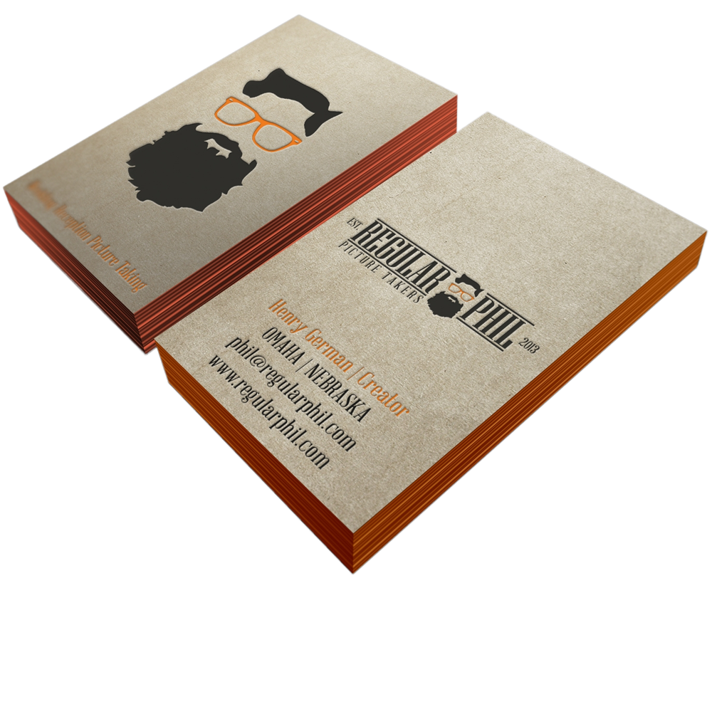 Prozmajevskiのbusiness-card-design
