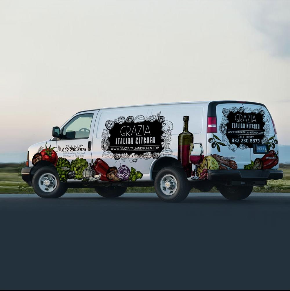 Car Wrap - Vehicle Wrap - Van Wrap - Truck Wrap Design - Car Wrap ...