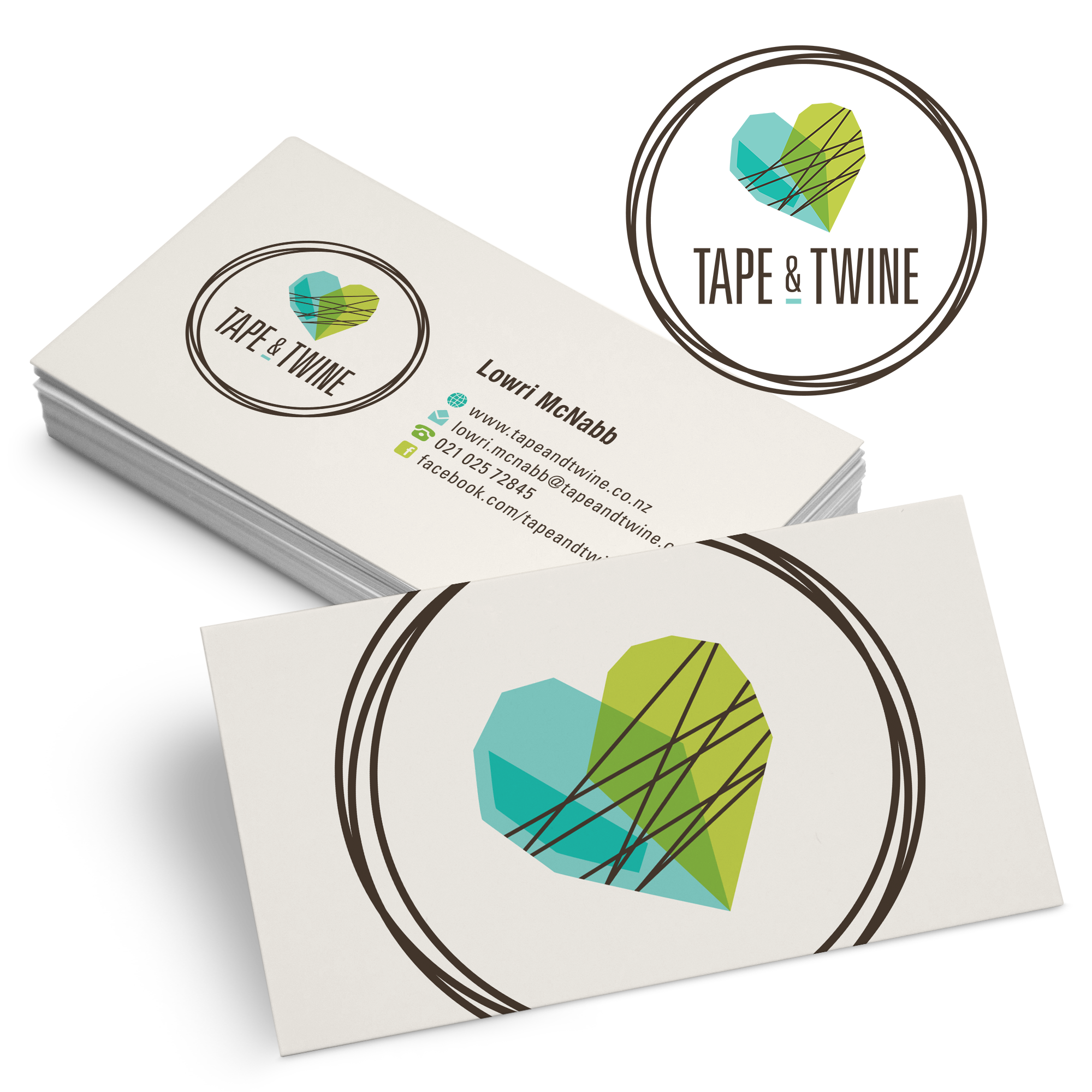 logos for business cards