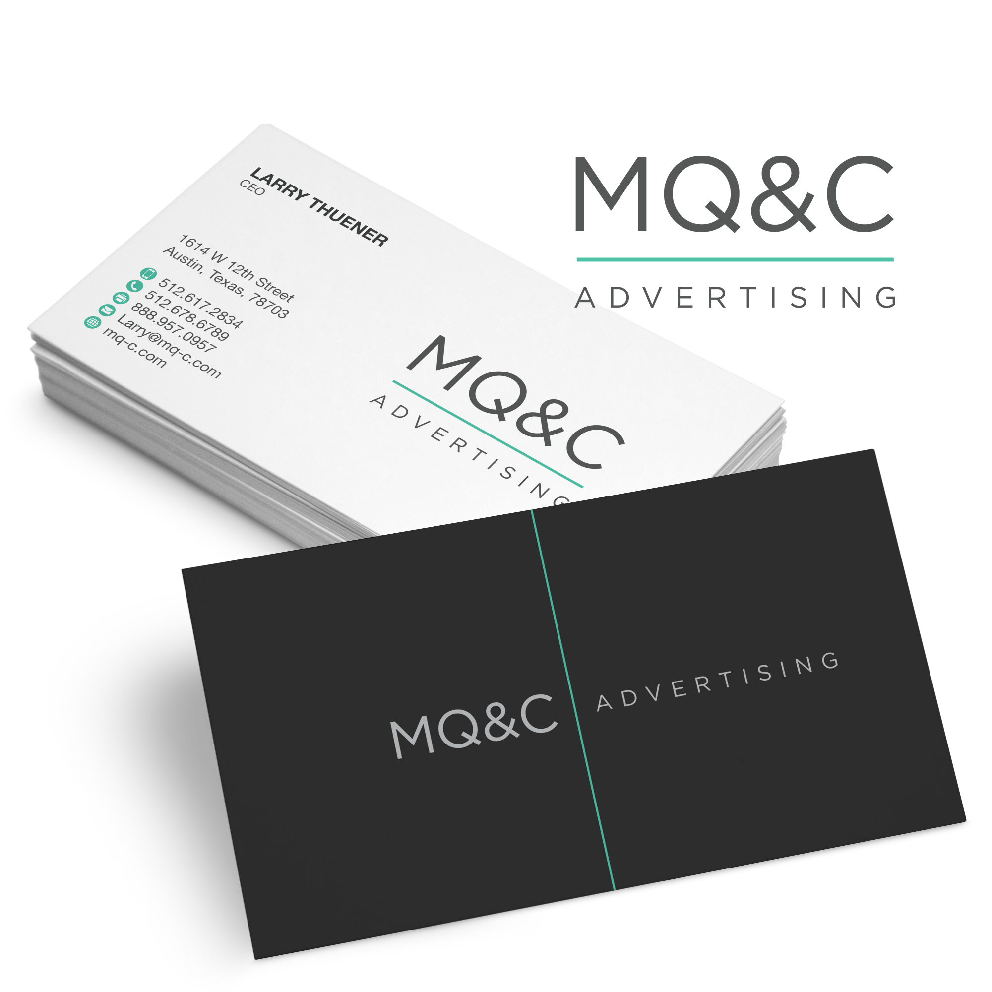 Logo Business Cards Yeter Wpart Co