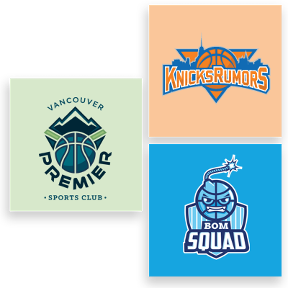 Basketball Logo Design - 99designs