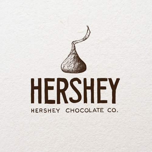 ロゴ for Hershey by Agi Amri