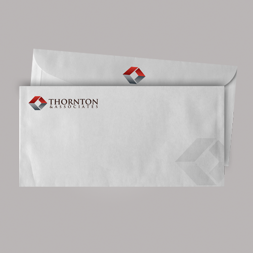 Logo & brand identity pack for Thornton & Associates by fauzanmaulidi
