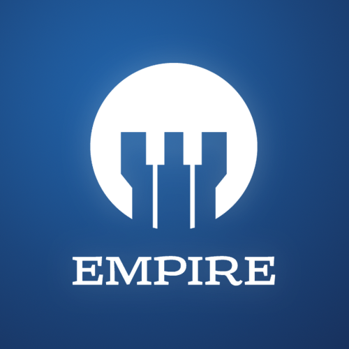 Logo design for EMPIRE by Sava Stoic