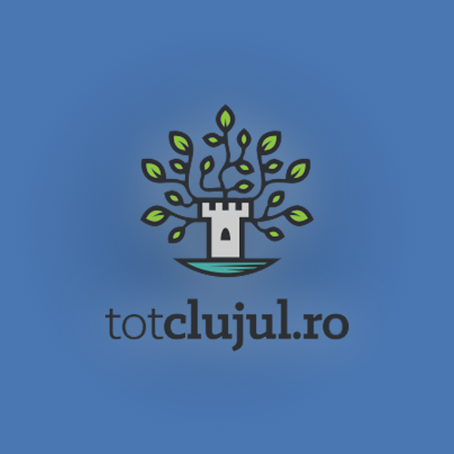 Logo & brand identity pack for TotClujul.ro by Corne