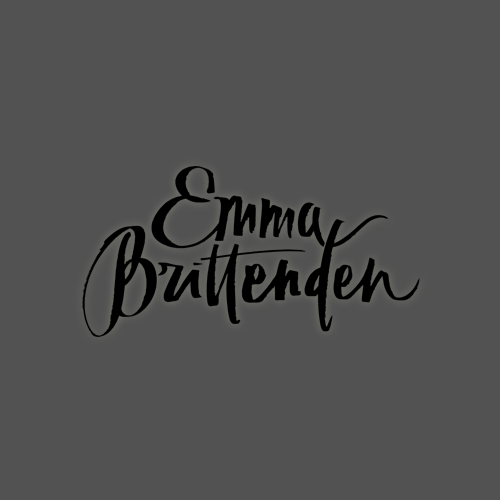 Logo & brand identity pack for Emma Brittenden by Kurt Bzzz