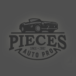 Logo design for Pieces Auto Pro by Widakk