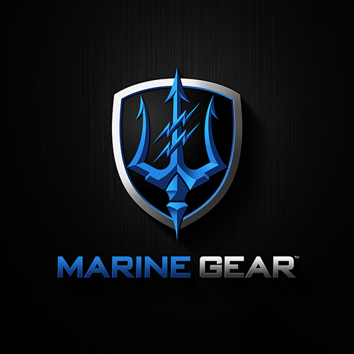 Logo & business card for Marine Gear by Vespertilio™