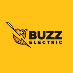 Logo design for Buzz Electric by arkum