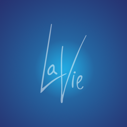 Logo & business card for La Vie by pecas