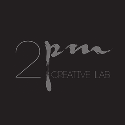 Logo design for 2PM creative lab by RotRed