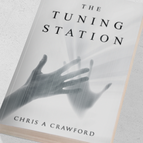 Book cover for Chris A Crawford by KPGS