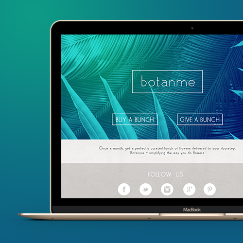 Web page design for botname by DSKY