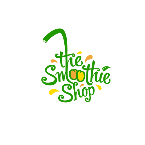 ロゴ&ウェブサイト for The Smoothie Shop by Desberdin