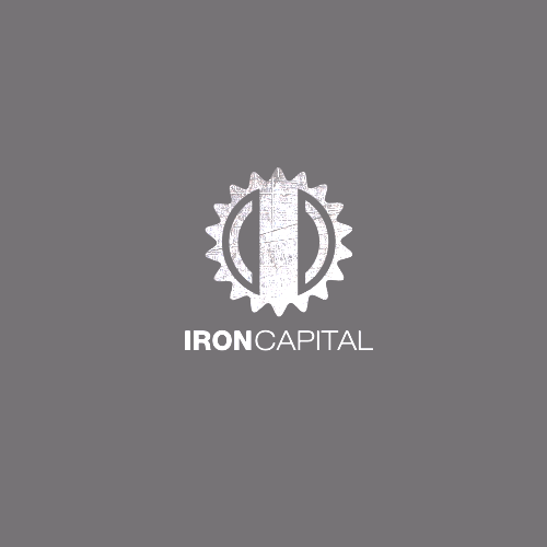 Logo & hosted website for Iron Capital Group by gustigraphic
