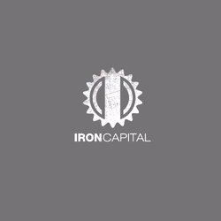 Logopour Iron Capital Group réalisé par gustigraphic