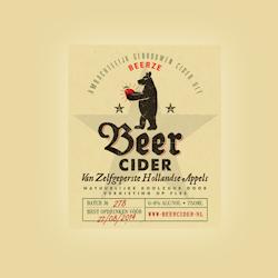 Logopour Beer Cider réalisé par no noise