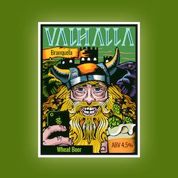 Logotipos para Valhalla por Bence Balaton